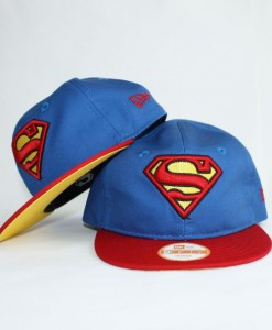 Baby Snapback New Era My First Superman-17796
